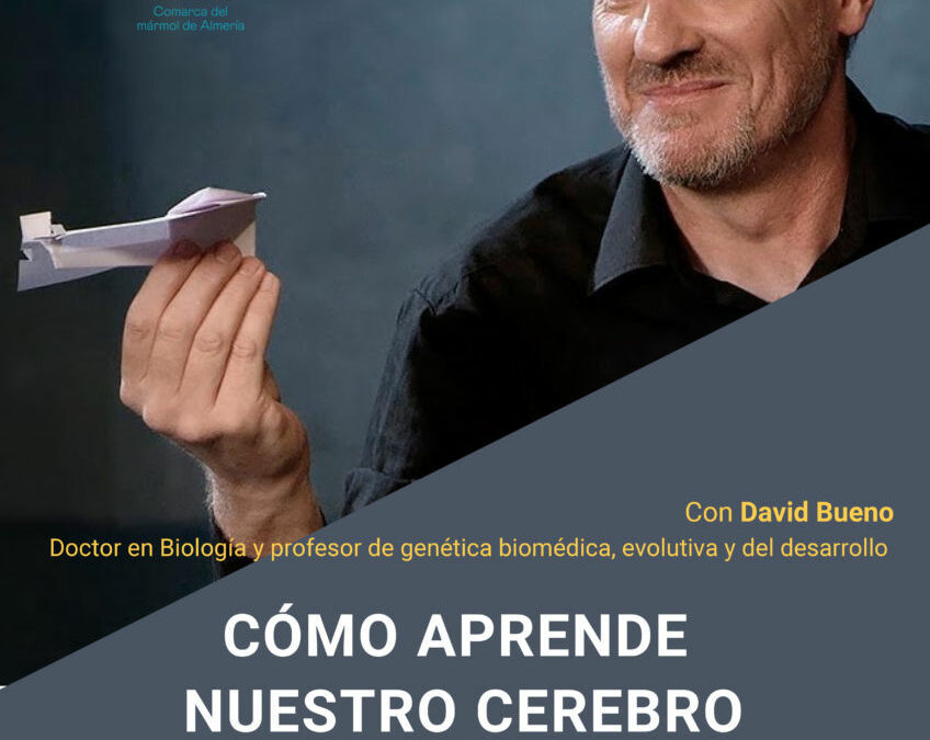 Cómo aprende nuestro cerebro. Foro de la educación con David Bueno.